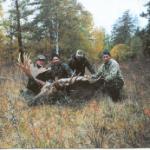russia moose