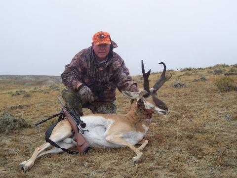 Wyoming Trespass Fee Antelope Hunt 142 Hunt Nation