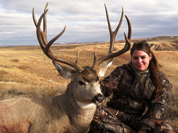 cbfe50a86f19a Trophy Mule Deer, Whitetails, Elk- Montana/North Dakota #111 - Hunt ...