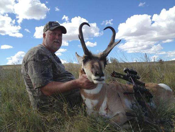 Trophy Mule Deer, Whitetails, Elk- Montana/North Dakota #111