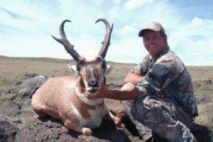 Wyoming Big Bull Elk, Mule Deer and Whitetails Hunt #21