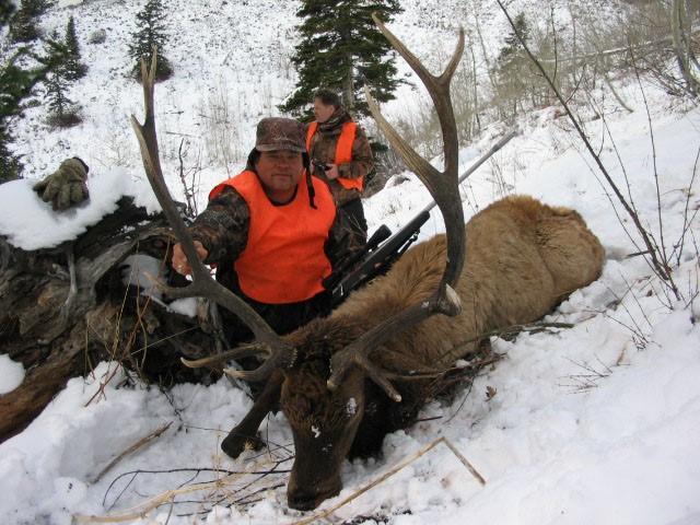 Wyoming Elk, Mule Deer Horseback Hunt #126 - Hunt Nation