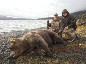 AK #233 Brown Bear pic of 2015