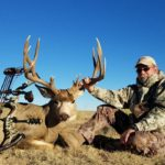 huge muley bow kill