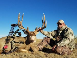 Colorado Mule Deer, Elk, Antelope & Whitetails Hunt #208